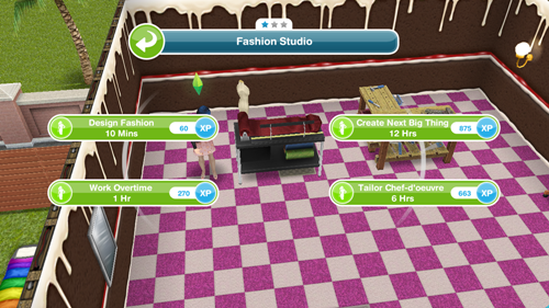 Fashion Designer Hobby The Sims Freeplay We Are Simer